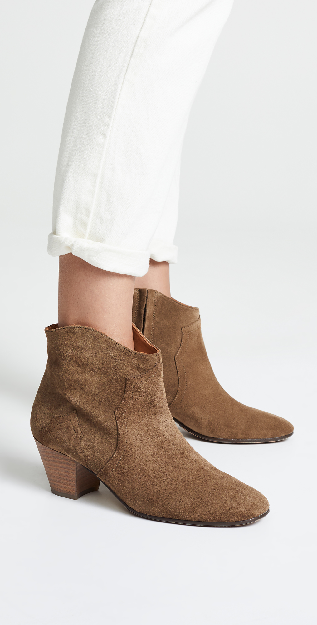 e1b457000 Isabel Marant Dicker Booties