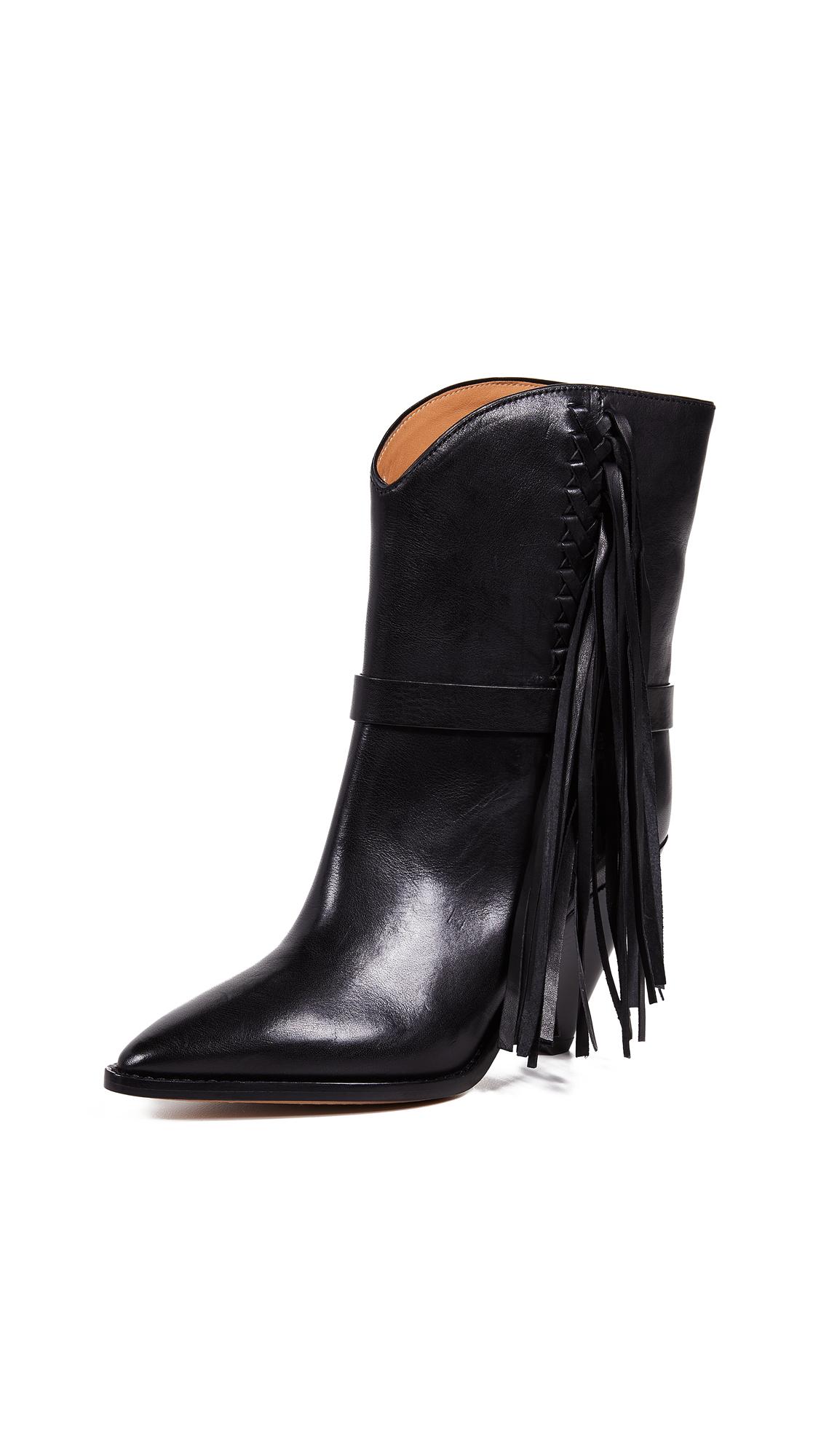 Isabel Marant Loffen Boots - Black