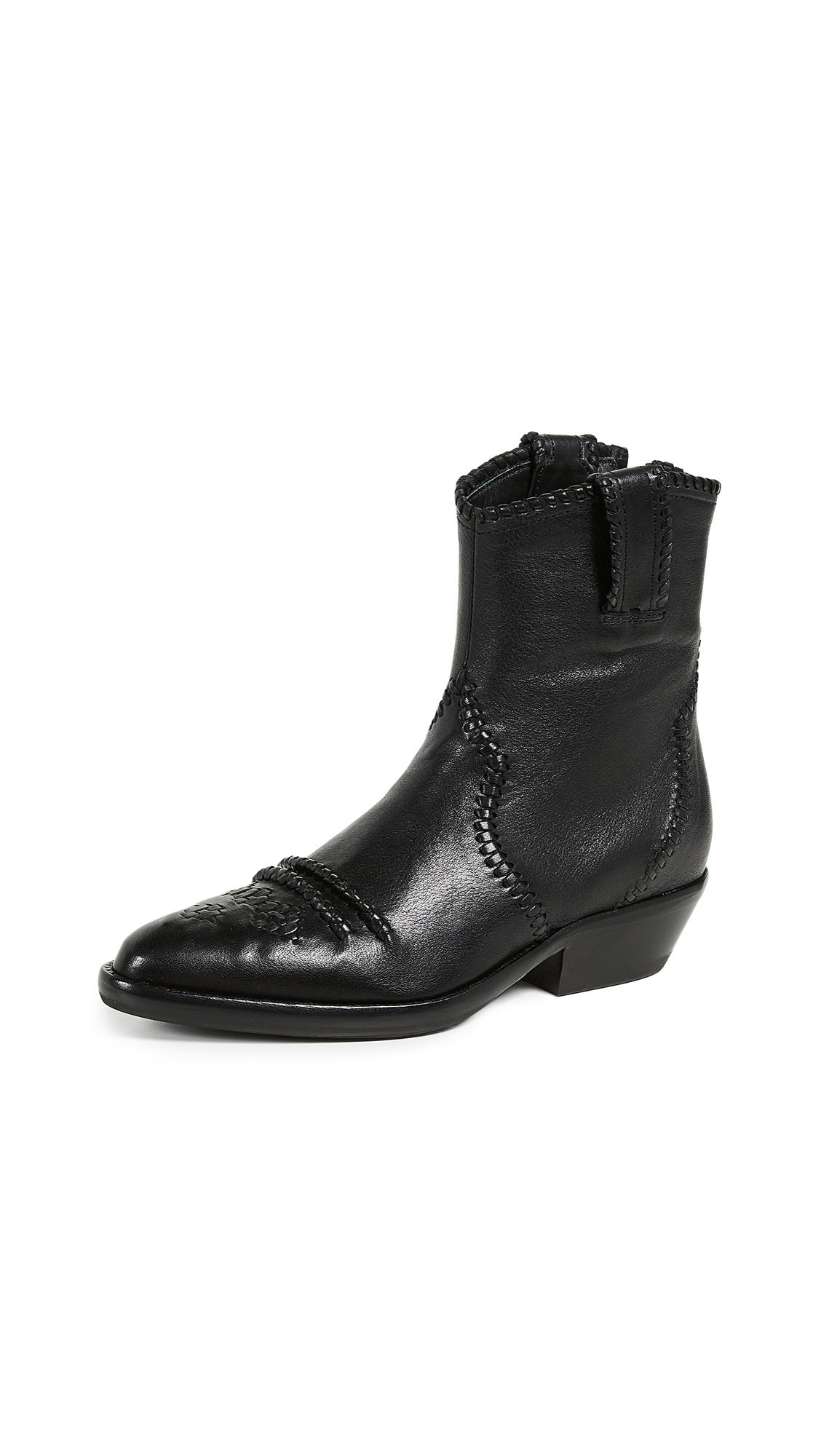 Isabel Marant Denry Boots - Black