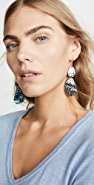 Isabel Marant Boucle Drop Earrings