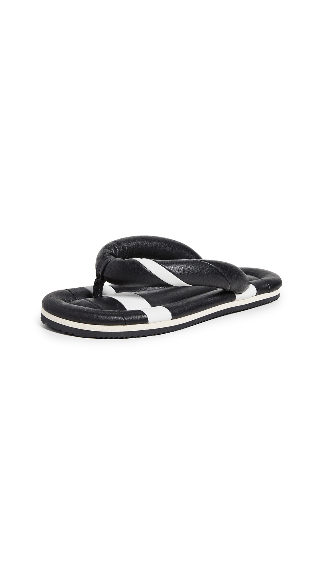 Isabel Marant Ecksen Thong Sandals - Black