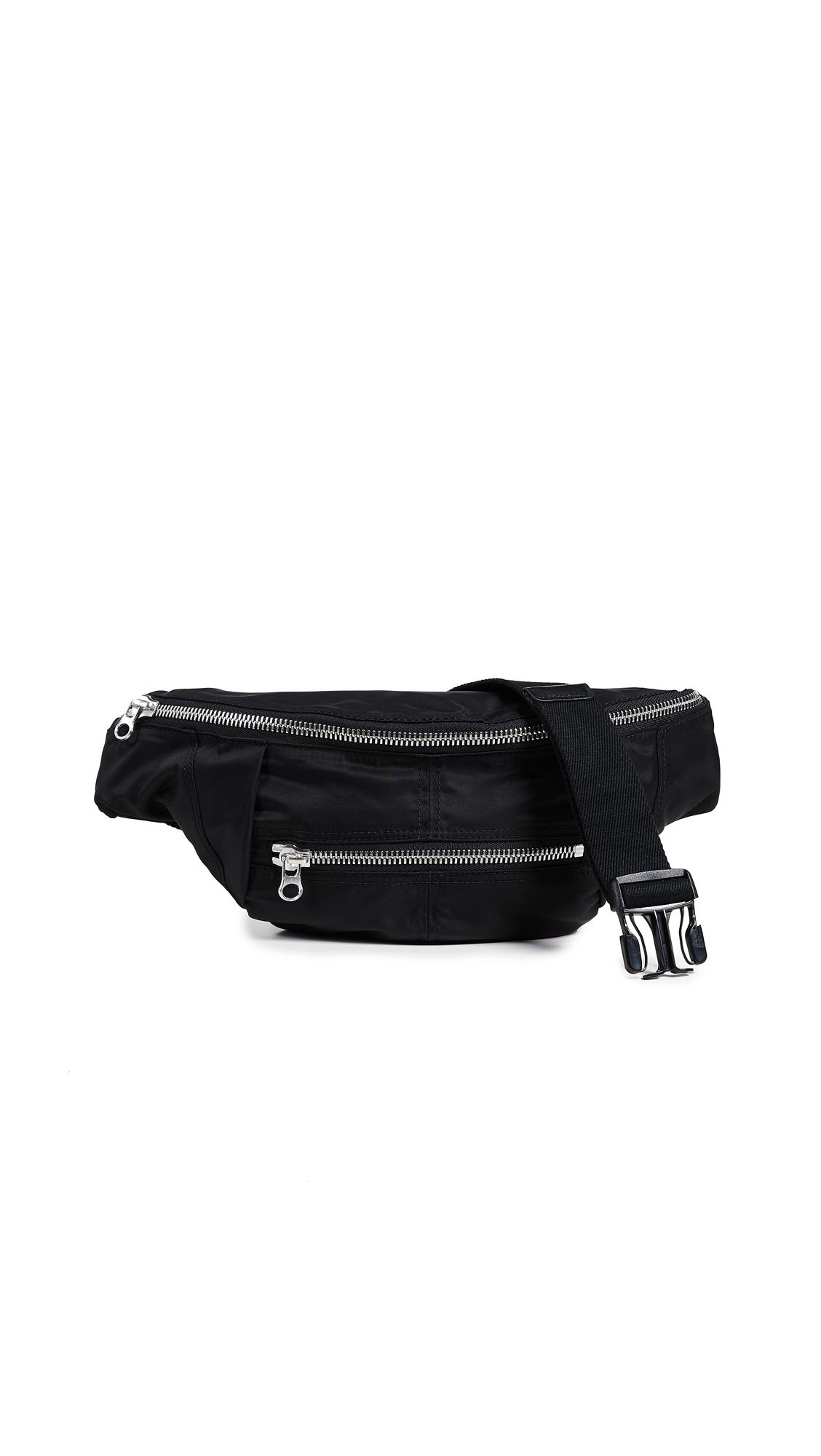 Isabel Marant Noomi Belt Bag - Black