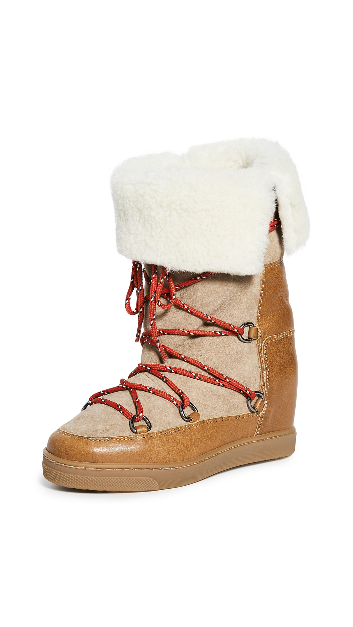 Buy Isabel Marant online - photo of Isabel Marant Nowly Boots