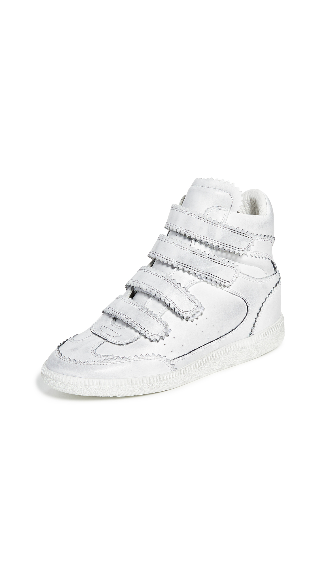 Buy Isabel Marant online - photo of Isabel Marant Bilsy High Top Sneakers