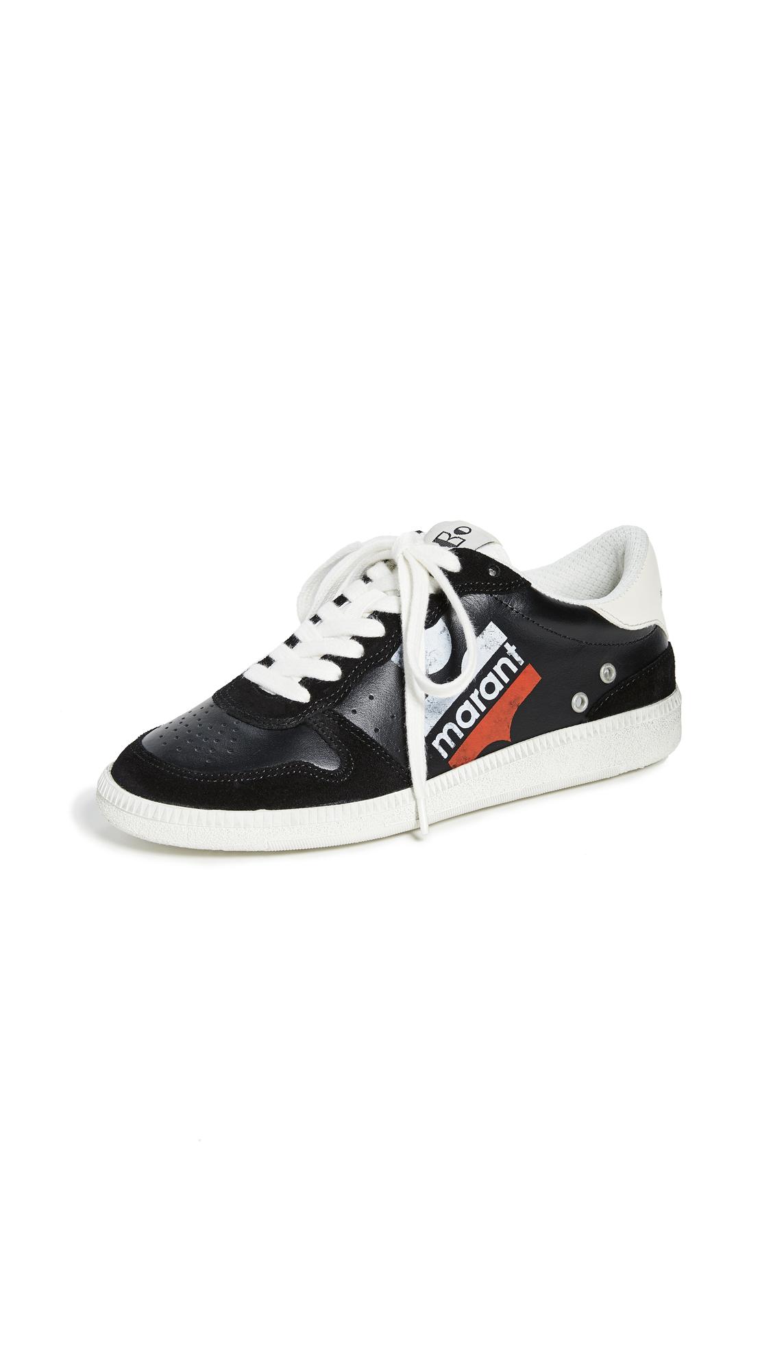 Buy Isabel Marant online - photo of Isabel Marant Bulian Sneakers