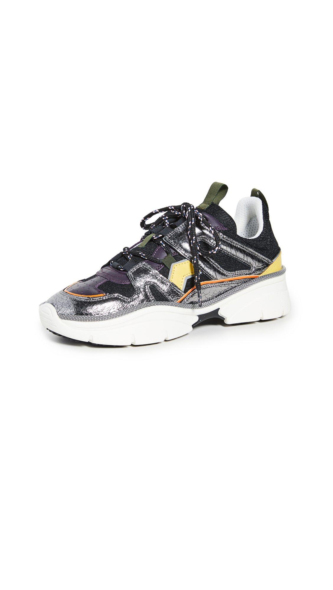 Isabel Marant Kindsay Mesh Story Sneakers - 60% Off Sale