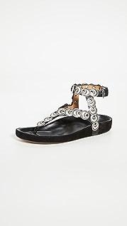 Isabel Marant Eldo Sandals