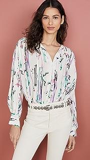 Isabel Marant Amba 女式衬衫