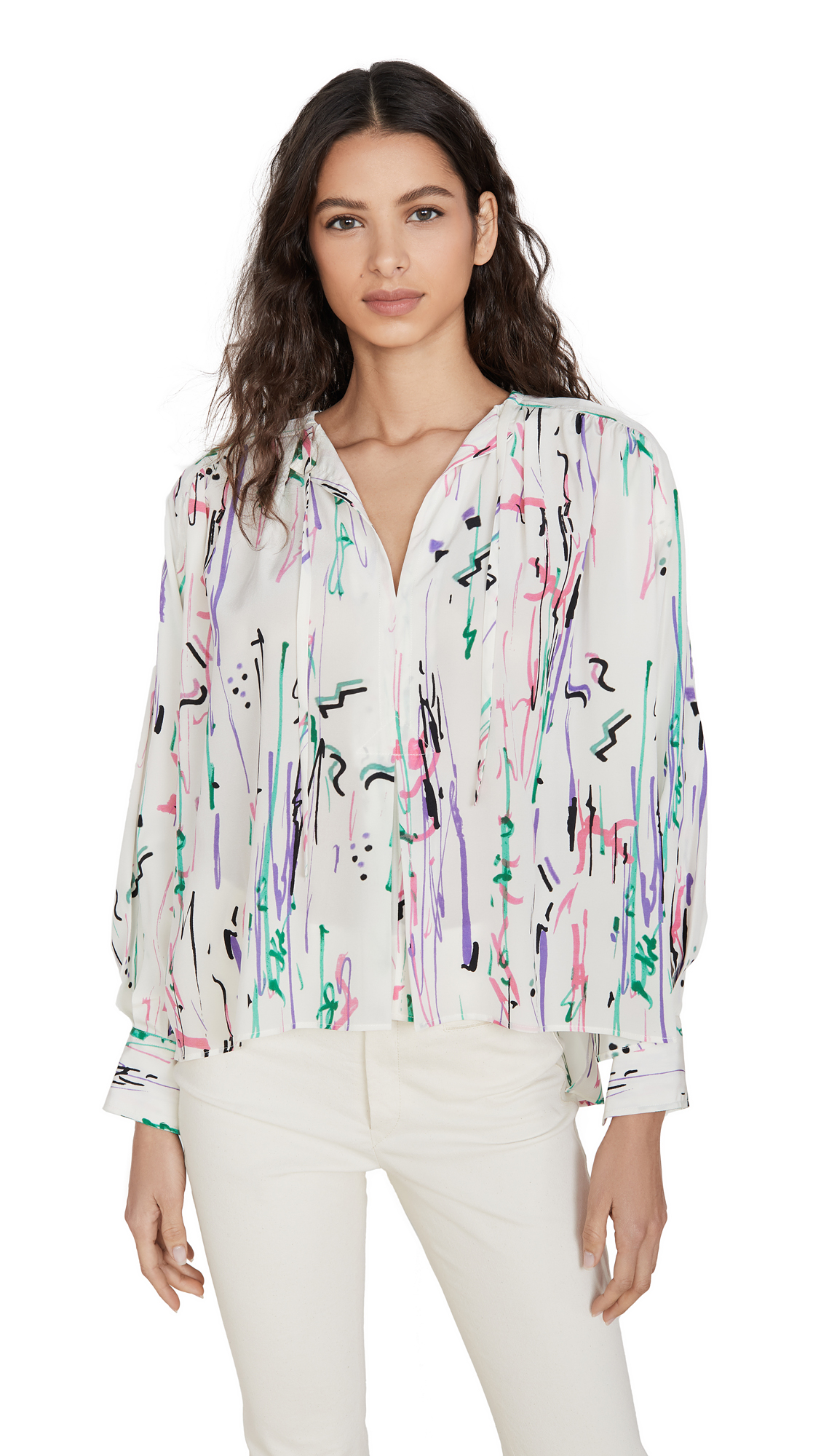 Isabel Marant Amba Blouse - 50% Off Sale