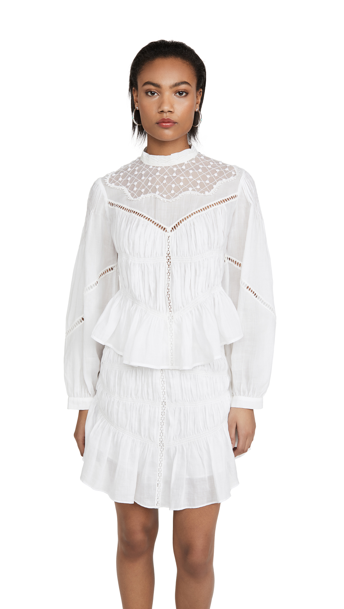 Isabel Marant Samantha Blouse – 50% Off Sale