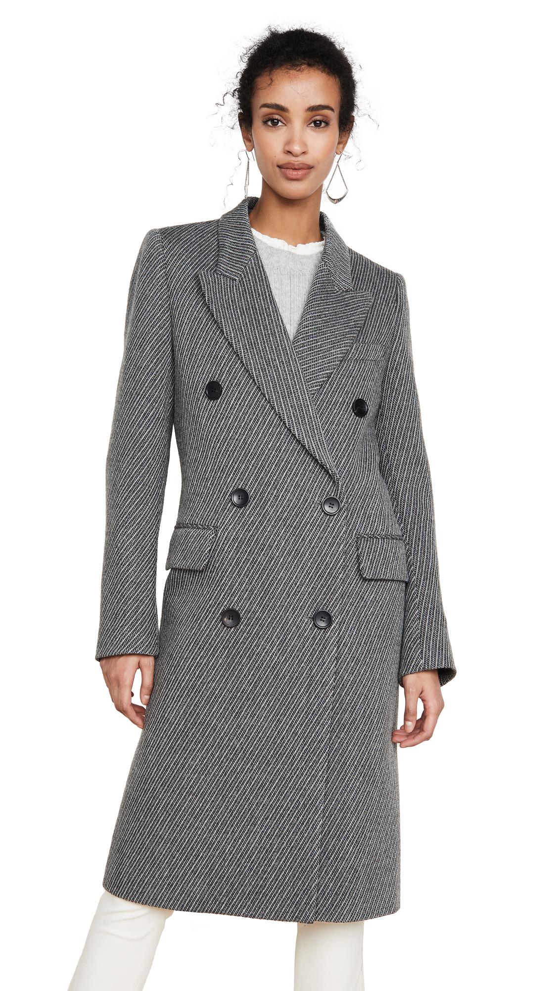 Buy Isabel Marant Harry Coat online beautiful Isabel Marant Clothing, Jackets