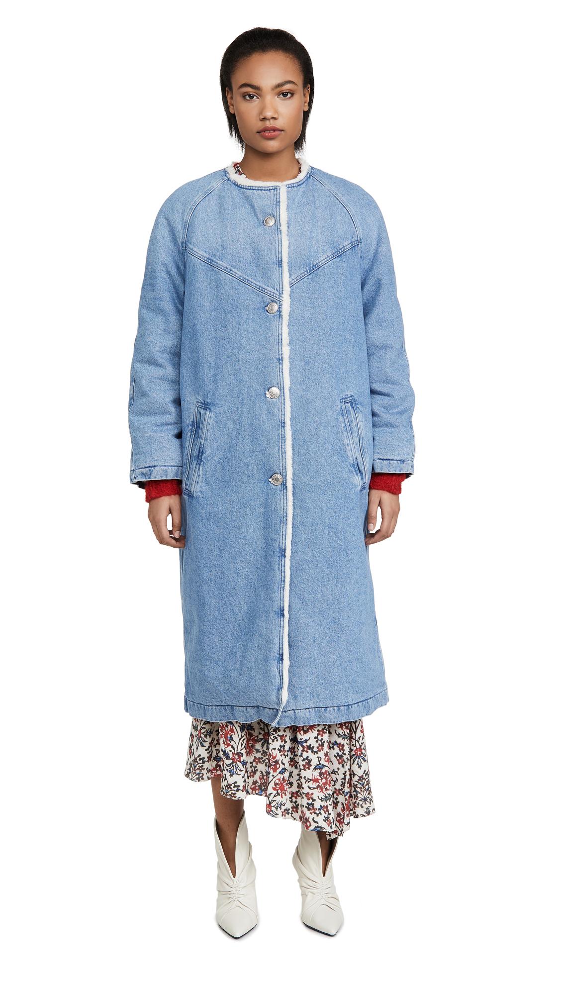 Buy Isabel Marant online - photo of Isabel Marant Kaleia Coat