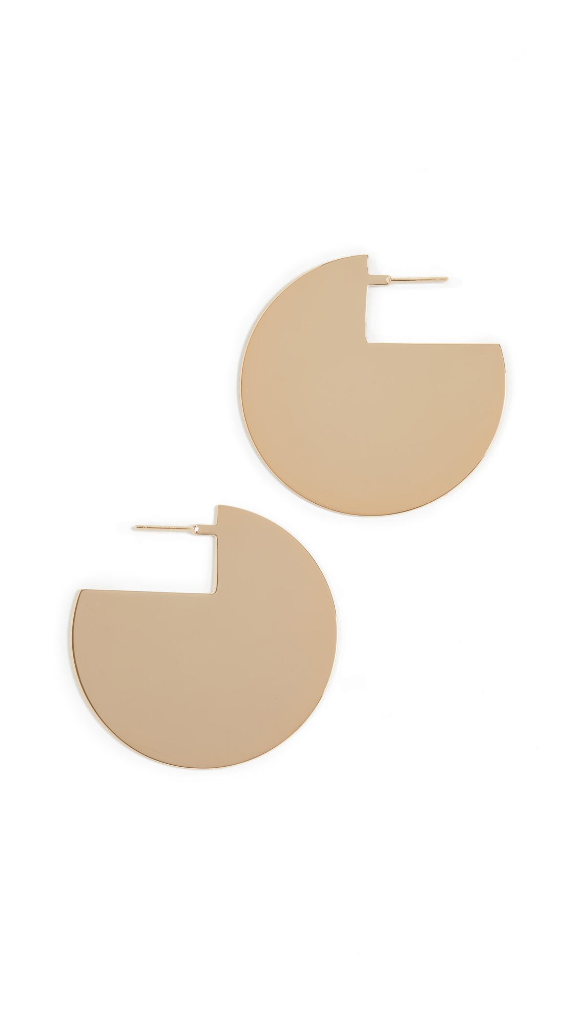 Isabel Marant Circle Earrings