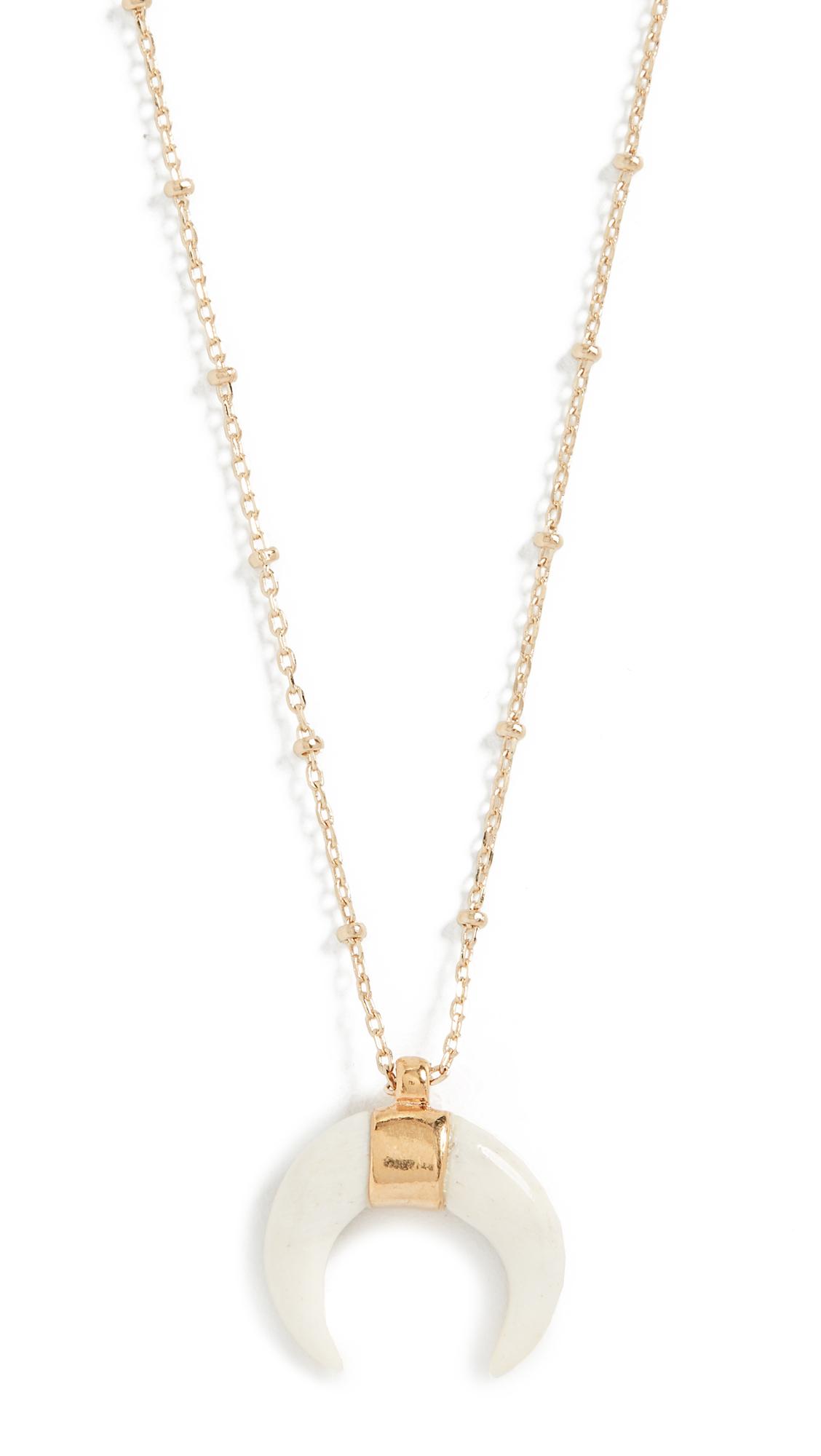 Isabel Marant Zanzibar Small Necklace