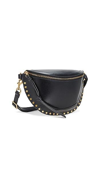 Isabel Marant Skano Belt Bag - Black