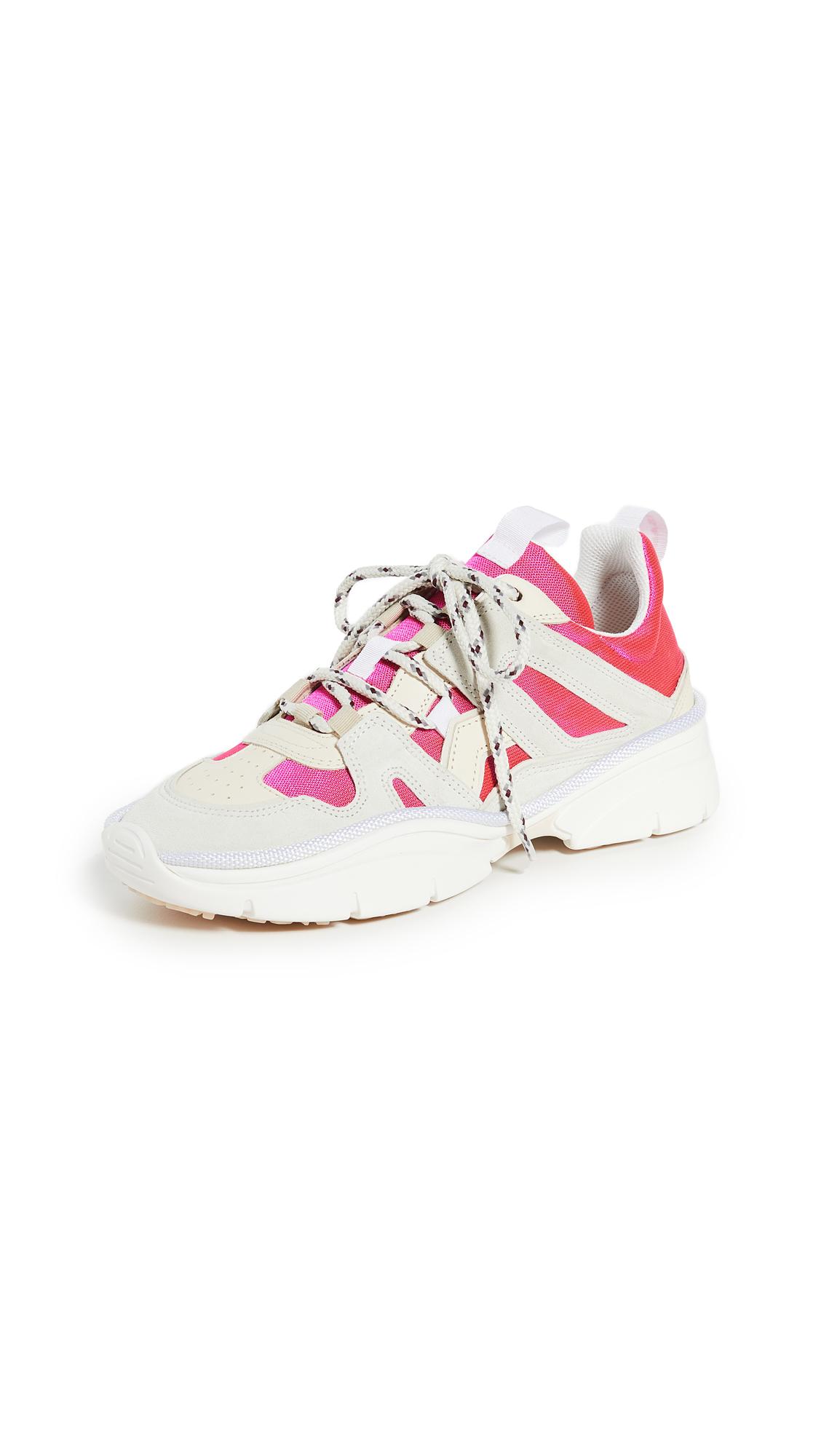 Buy Isabel Marant Kindsay Sneakers online, shop Isabel Marant