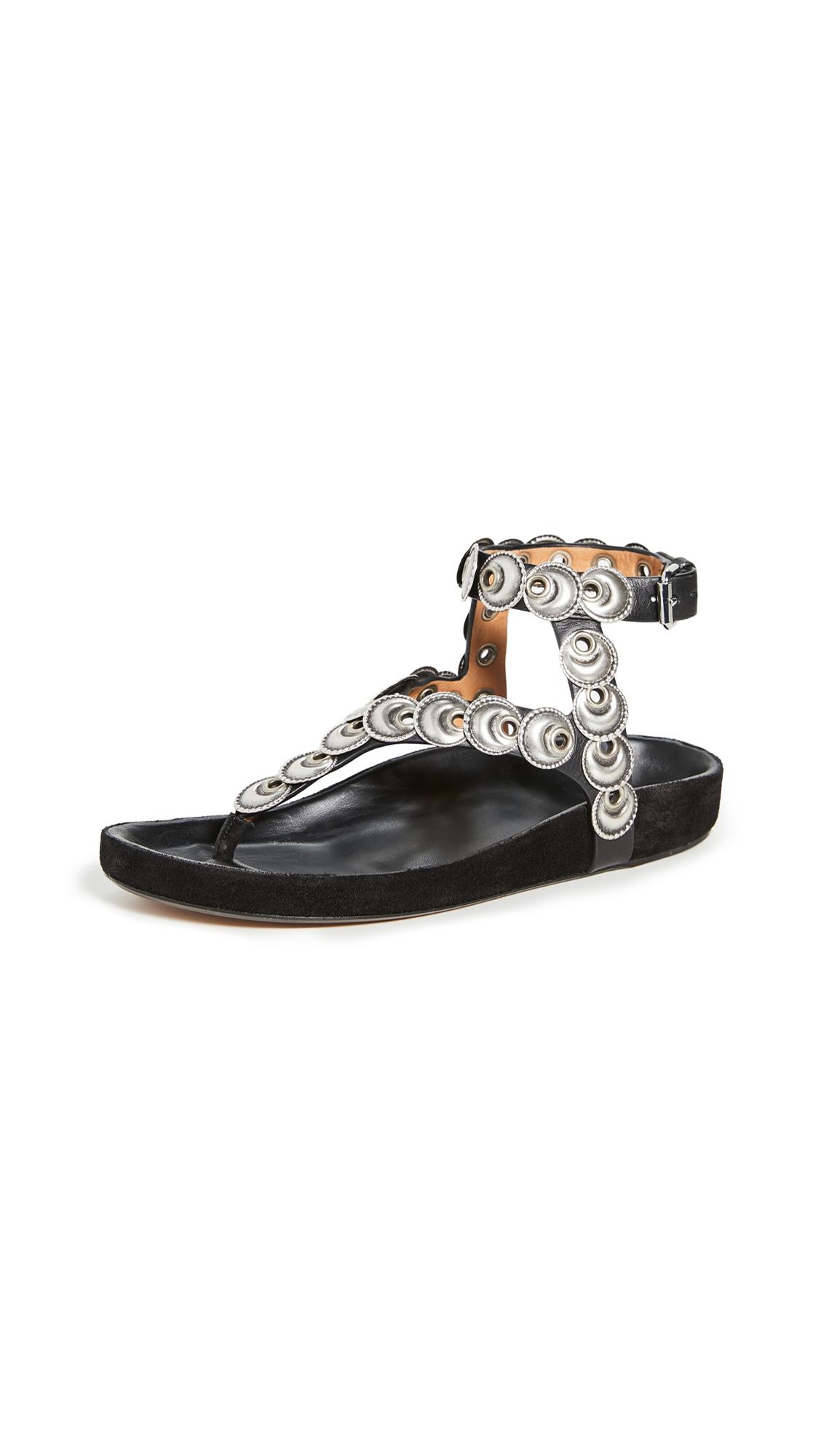 Isabel Marant Eldo Sandal - 50% Off Sale
