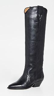 Isabel Marant Denvee 高帮靴