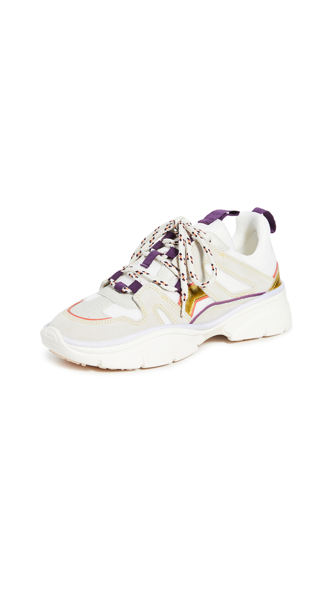 Isabel Marant Flashy Kindsay Running Sneakers - 40% Off Sale