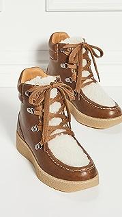 Isabel Marant Alpica Boots