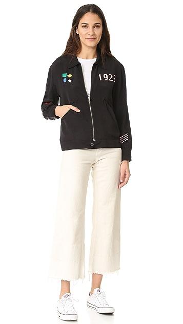 Isolda Bomber Jacket