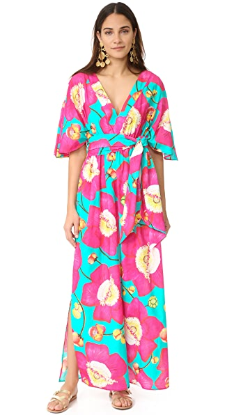 Isolda Wide Caftan