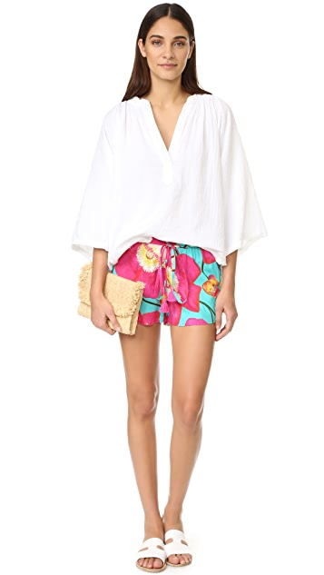 Isolda Floral Shorts