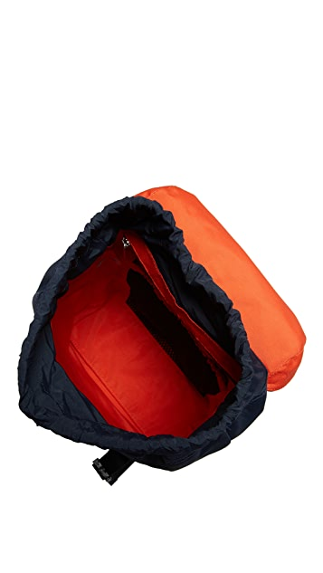 Jack Spade Tech Nylon Army Backpack