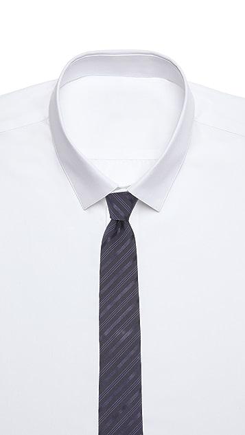 Jack Spade Grosgrain Repp Stripe Tie