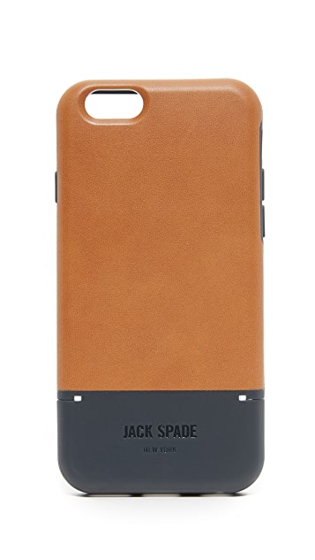 Jack Spade Credit Card iPhone 6 / 6s Case