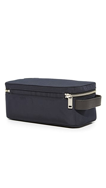 Jack Spade Nylon Twill Travel Kit