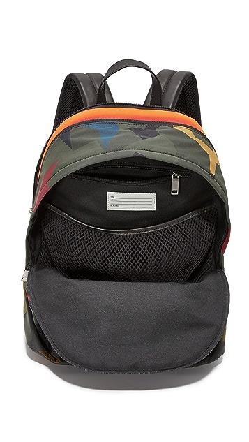 Jack Spade Kaleidoscope Camo Backpack