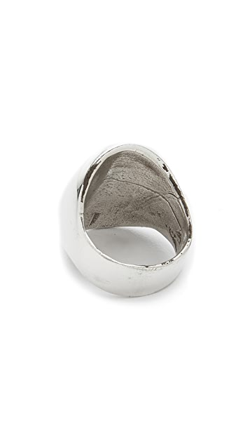 Jacqueline Rose Dome Ring