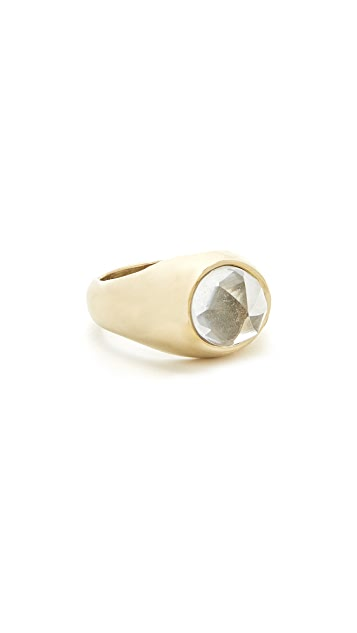 Jacqueline Rose Signet Ring