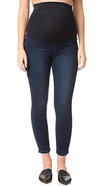 James Jeans Twiggy Ankle Maternity Legging Jeans