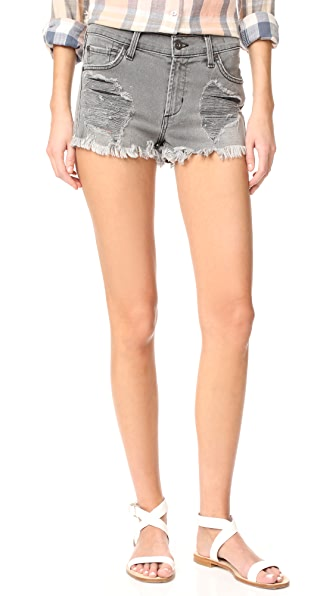 James Jeans Relaxed Fit Cut-Off Shorts
