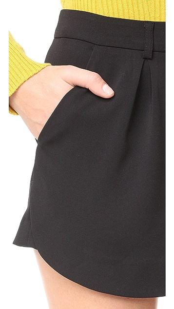 James Jeans Combo Trouser Skort