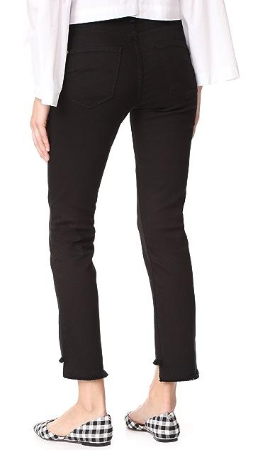 James Jeans Step Hem High Rise Jeans
