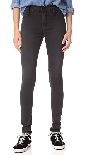 James Twiggy Dancer Seamless Side Yoga Leggings