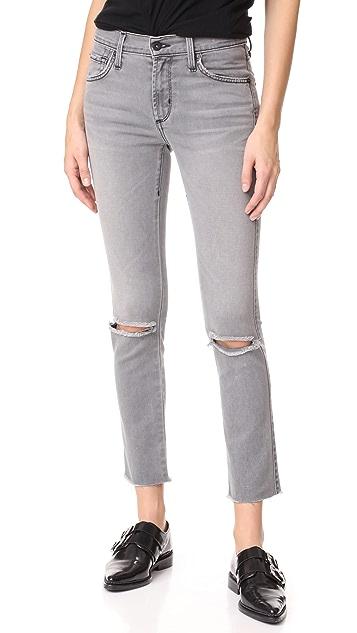 James Jeans Ankle Ciggy Mid Rise Pencil Jeans