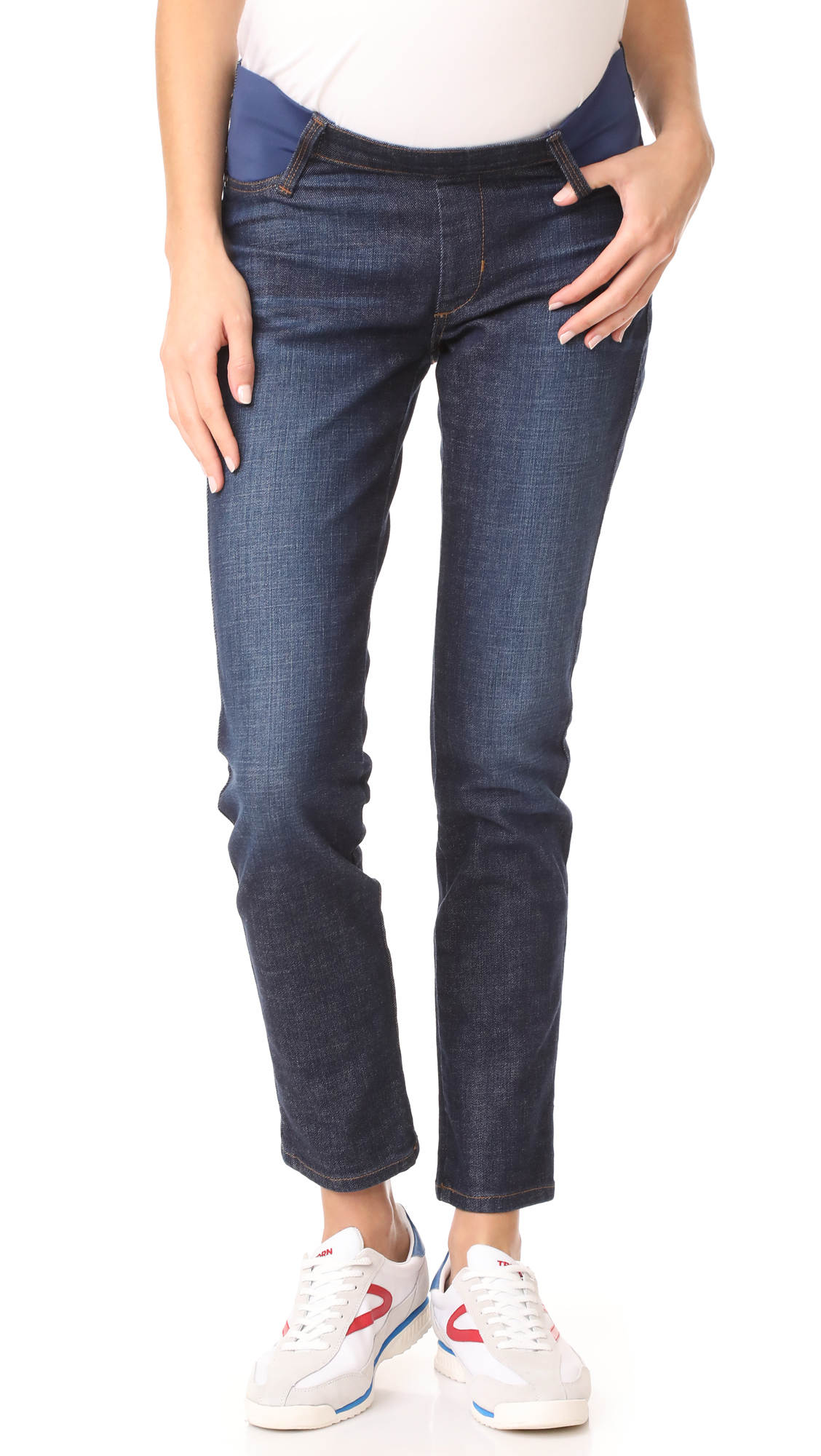 Neo Beau Slim BF Maternity Jeans