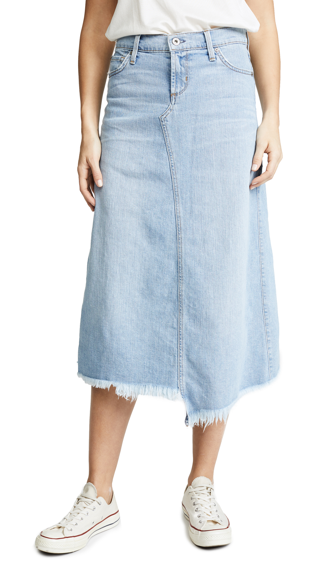 James Jeans Becky Skirt In Culture Shock