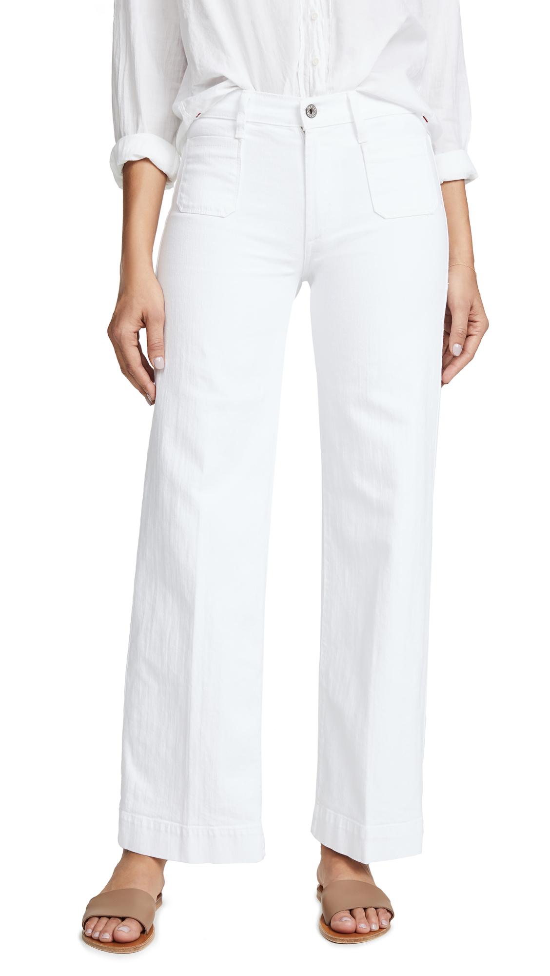 James Jeans Caroline Jeans In White