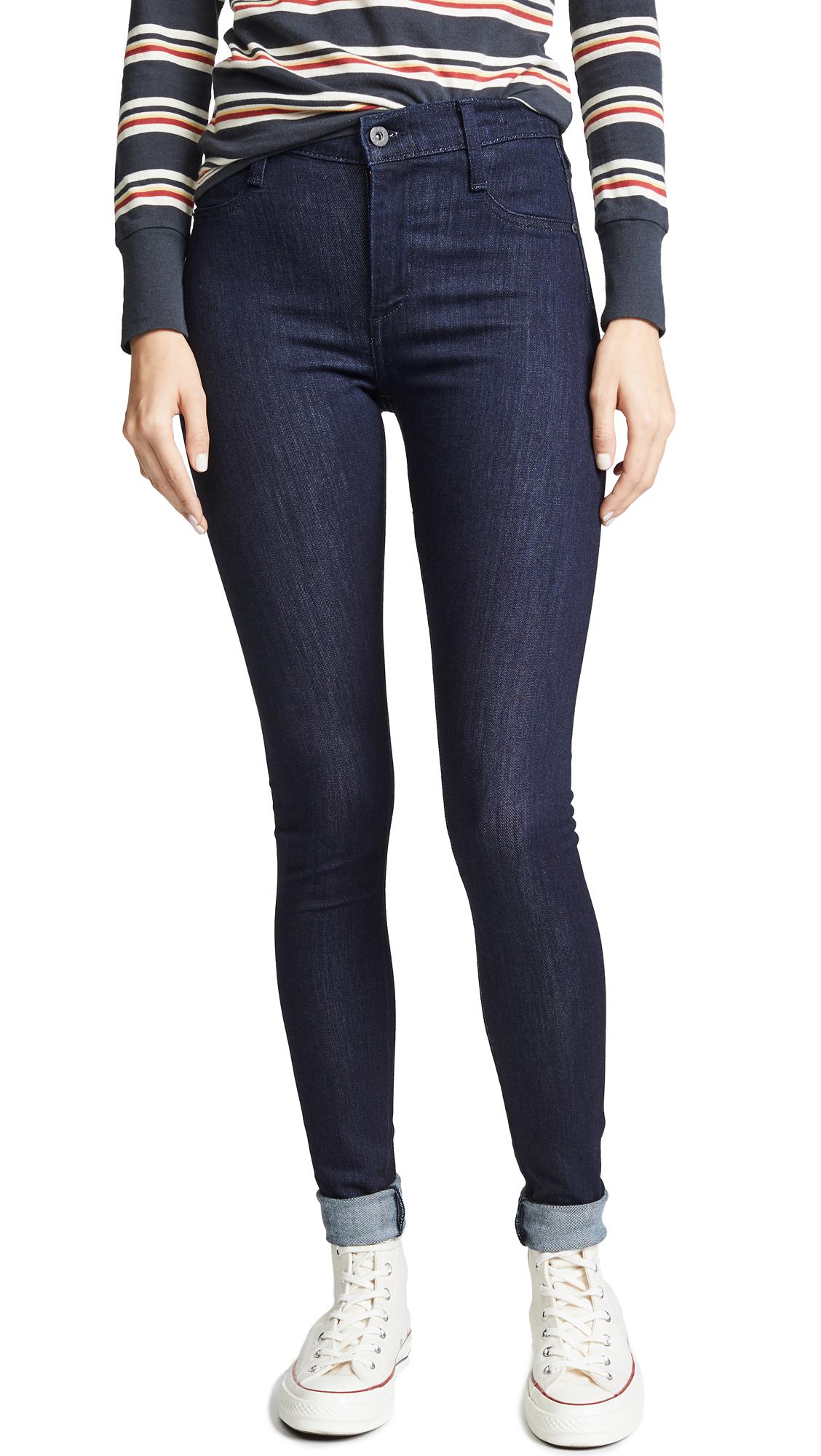 Twiggy Dancer Legging Jeans in Jive
