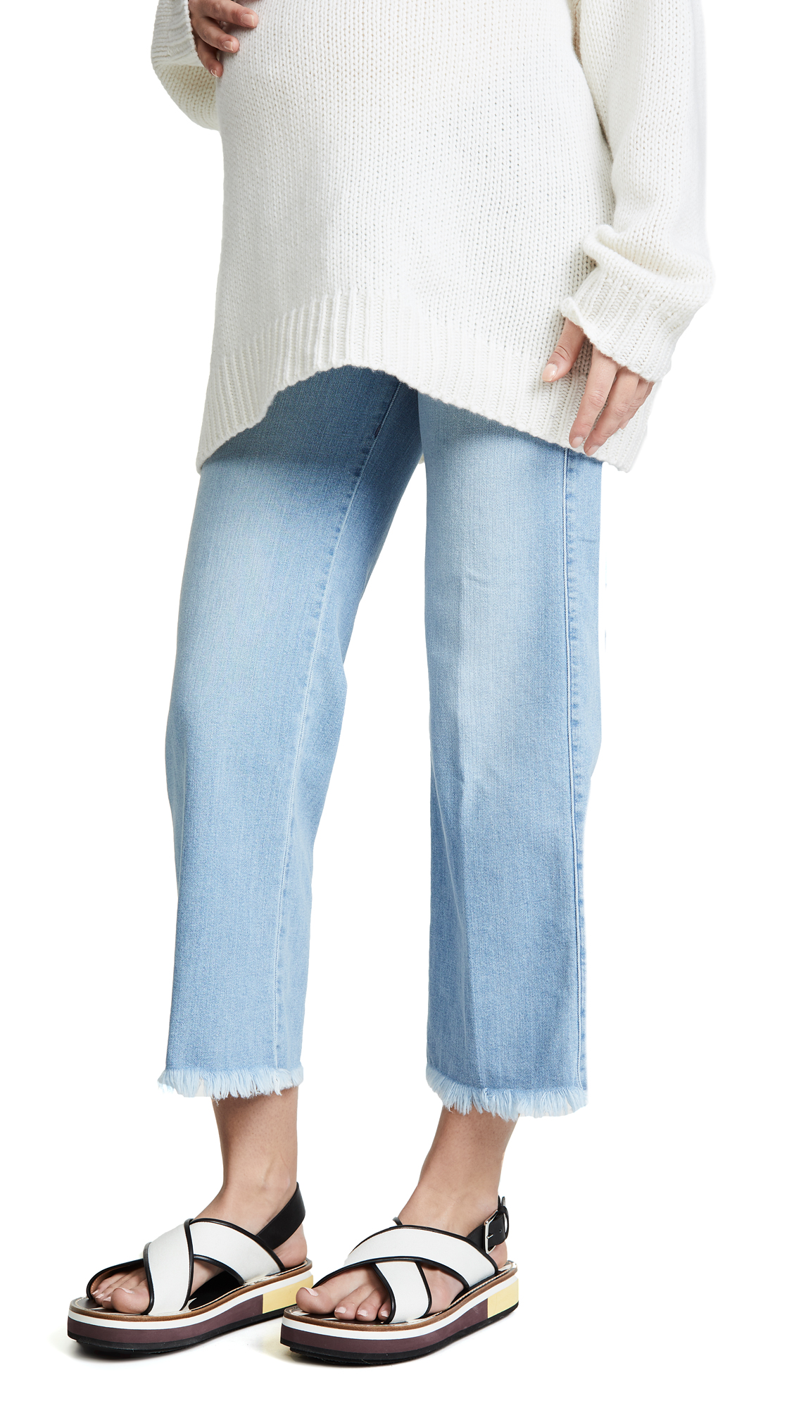 James Jeans Carlotta Maternity Cullotes