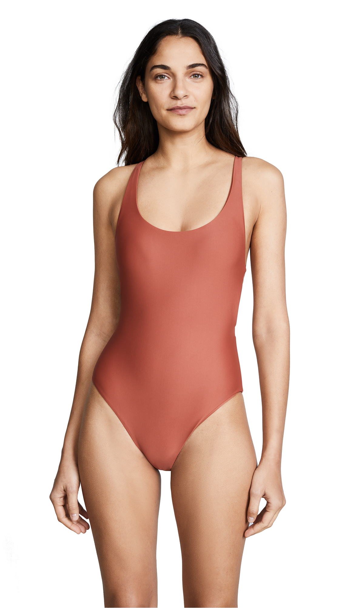 JADE Swim Asterik One Piece Swimsuit