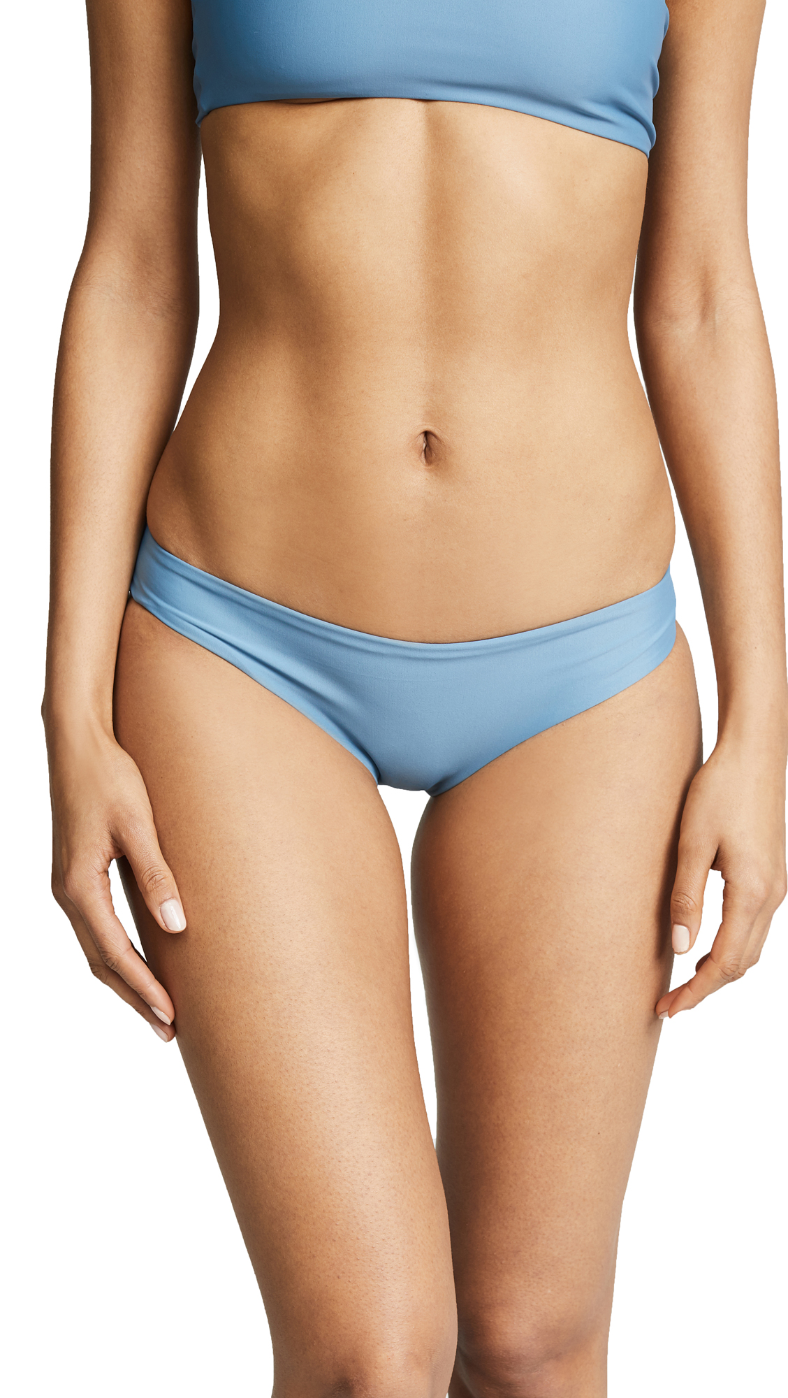 JADE Swim Lure Bikini Bottoms In Sky