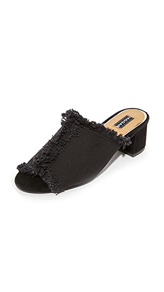 JAGGAR Resolve Block Heel Mules
