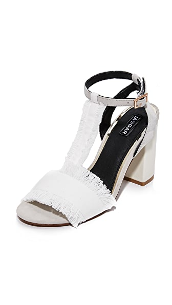 JAGGAR Interpret Block Heel Sandals