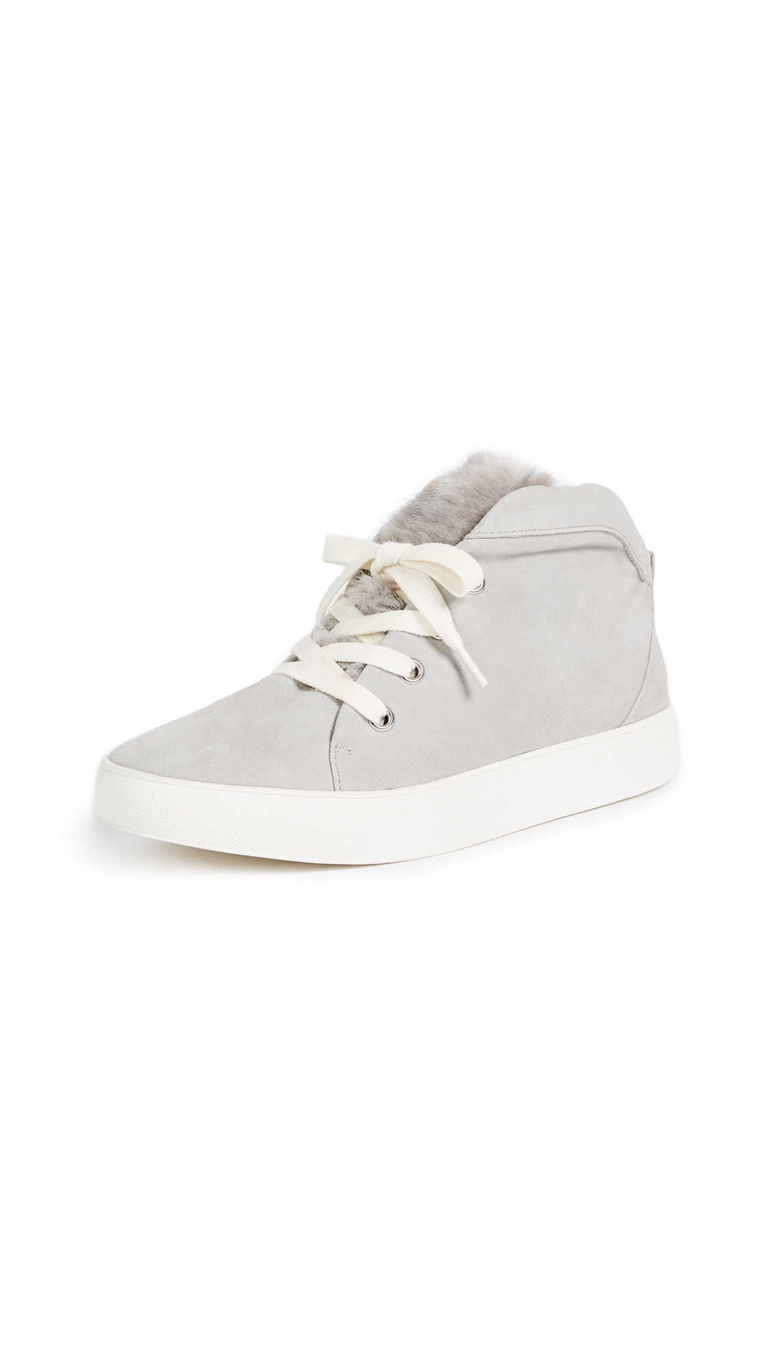 JAGGAR Lace Up Sneakers - Grey